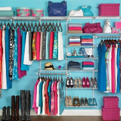 17 Closet Organization Hacks to Start Your Spring Cleaning Early
