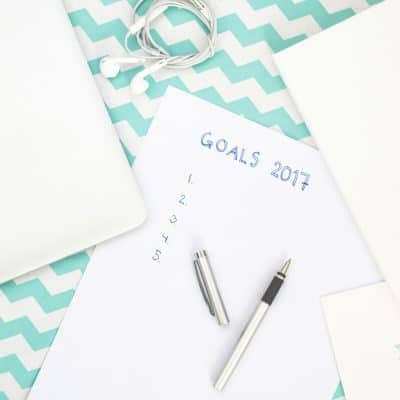 Busy Mom 2017 Health Goals to Make it the Best Year Yet