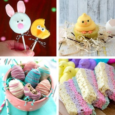 12 Awesome Easter Desserts Recipes You Can Whip Up Easily