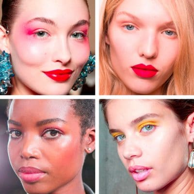The 4 Daring Spring 2017 Makeup Trends You Need to Try Now