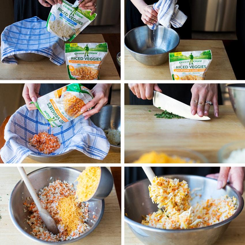 Cheesy Cauliflower Breadsticks Recipe featured by top LA lifestyle blogger, Posh in Progress
