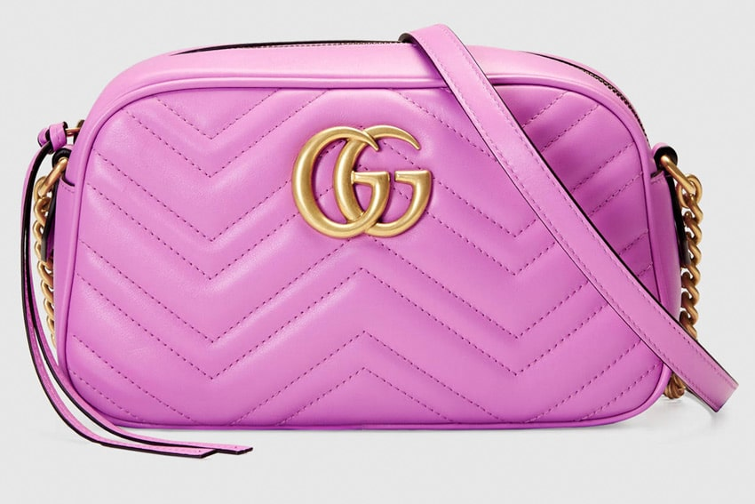 ca324b57b4e0 The 11 Reasons I Want This Gucci Marmont Bag + How to Win One