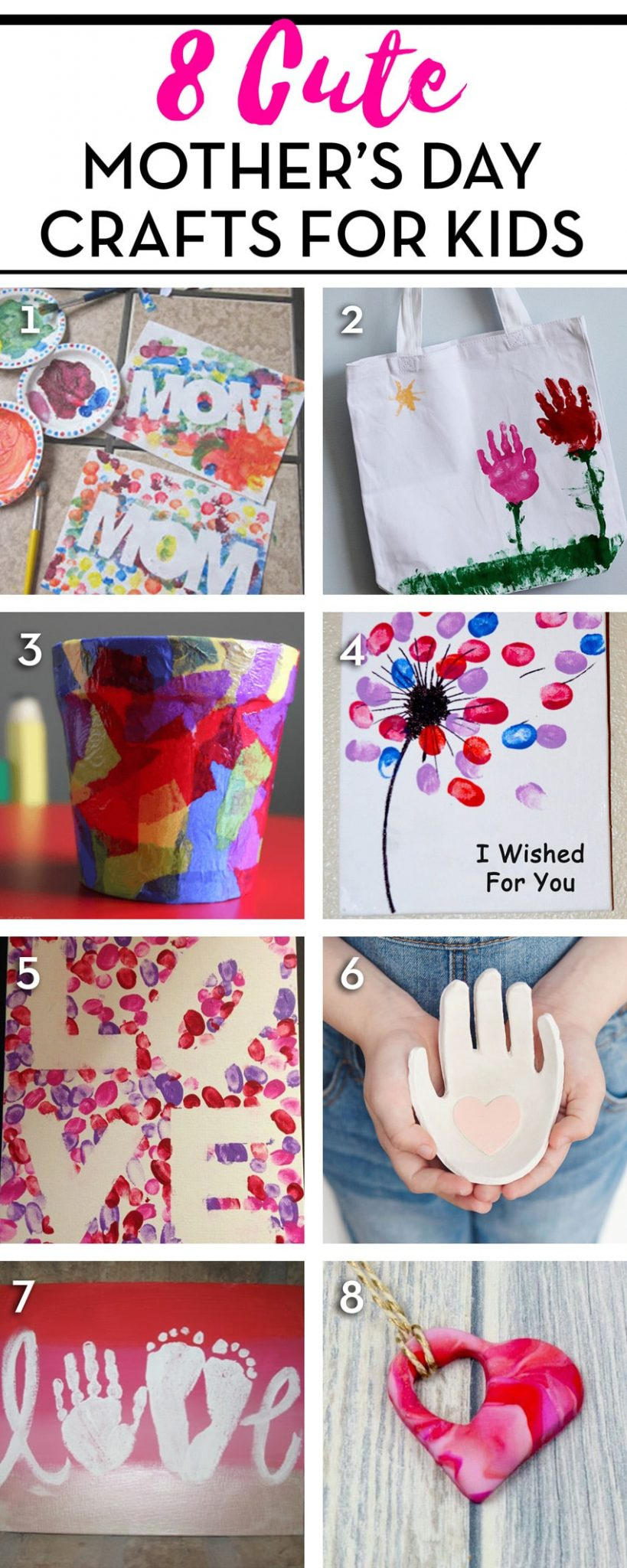 cute mothers day craft on pinterest