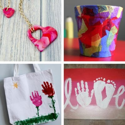 Here are 8 Cute Mother's Day Crafts on Pinterest