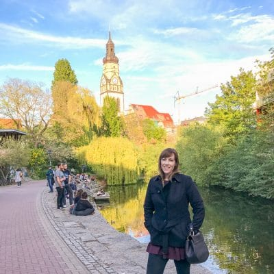 Behind the Scenes of My First Trip to Leipzig Germany