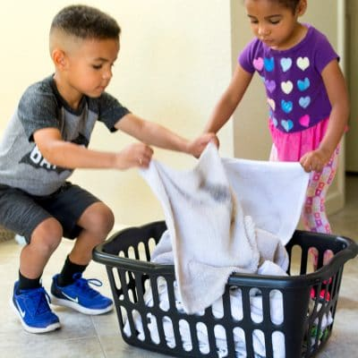 9 Age Appropriate Chores for Kids in Preschool You Need to Know