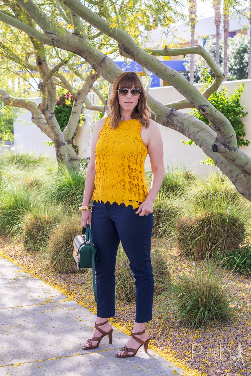 The Best of the Mango Yellow Color Trend for Summer