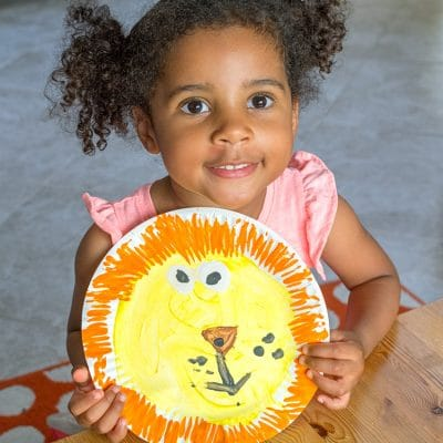 10 Quick & Easy Lion Craft Ideas Your Kids will Really Love