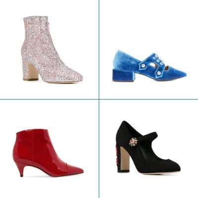 9 Fall Shoe Trends You Should Try This Season
