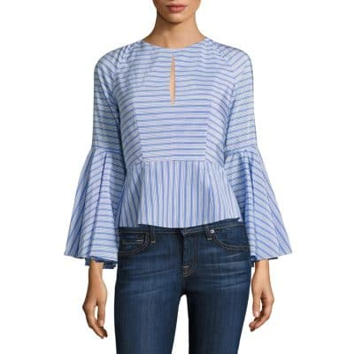 3 Reasons Why You Should Try Bell Sleeve Tops This Fall