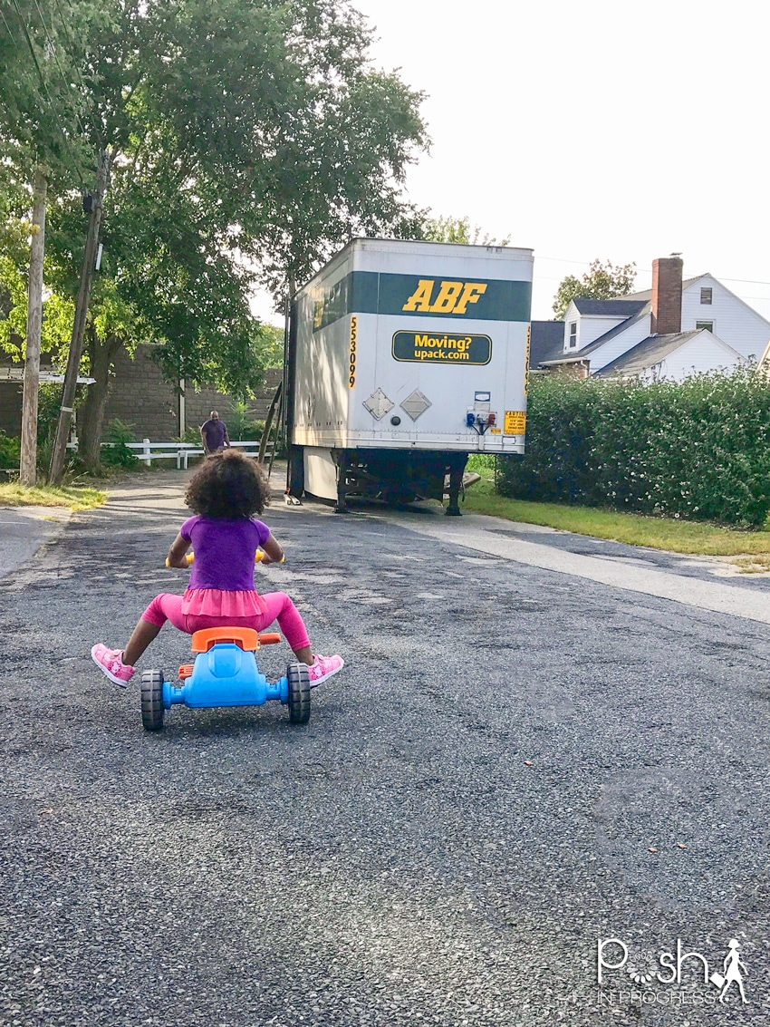 How to Make Moving With Kids Easier