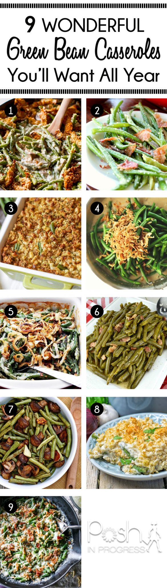 9 Green Bean Casserole Recipes That Will Make You Want Them All Year
