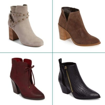 The Best Booties for Fall Under $100