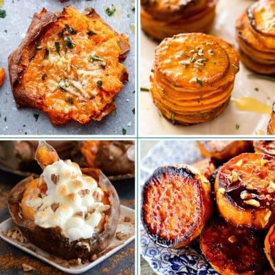 12 Sweet Potato Recipes for Thanksgiving You Need to Try