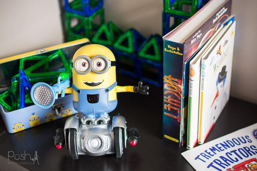 25 STEM Activities for Kid You Need to Know. Be sure to visit WowWee today to buy Minion MiP and Botsquad in time for the holidays!