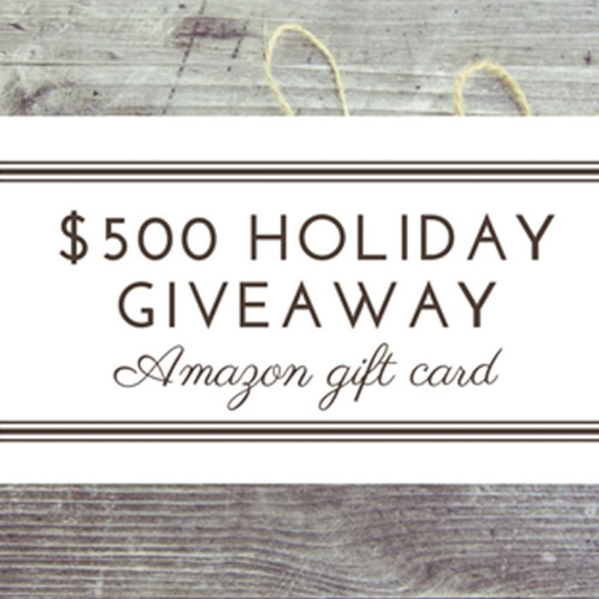 49245586485 Have You Seen This Amazon Gift Card Holiday Giveaway
