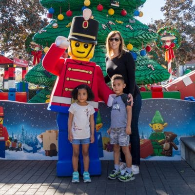 Behind the Scenes of Our Wonderful Christmas at LEGOLAND