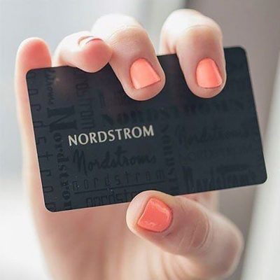 Enter for a Chance to Win an $800 Nordstrom Giftcard