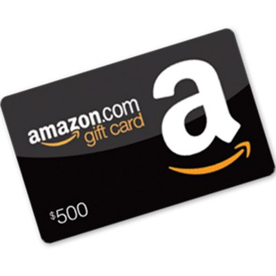 I Found This Excellent Way For You to Win a $500 Amazon Gift Card