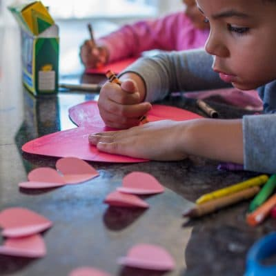 10 Creative Valentine Art and Crafts for Preschool Kids