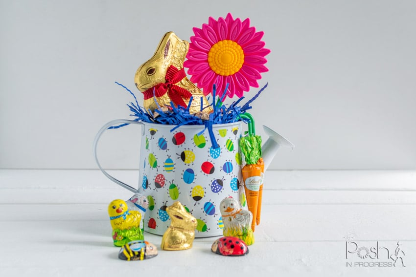 You need to see these awesome easter basket ideas posh in progress this year im planning to create a themed easter basket for them im leaning toward creating an outdoorsygardening focused easter basket because my kids negle Gallery