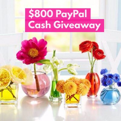 Here's Your Chance to Win PayPal Cash!
