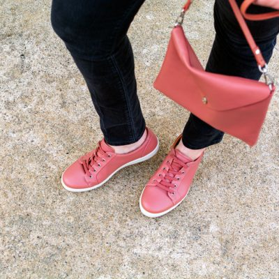 This is Why You Need Pink Sneakers