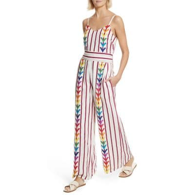 You Need to Try Rainbow Striped Clothing Now