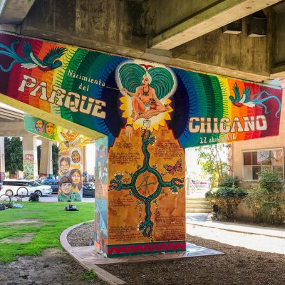 You Need to See The Murals in Chicano Park in San Diego