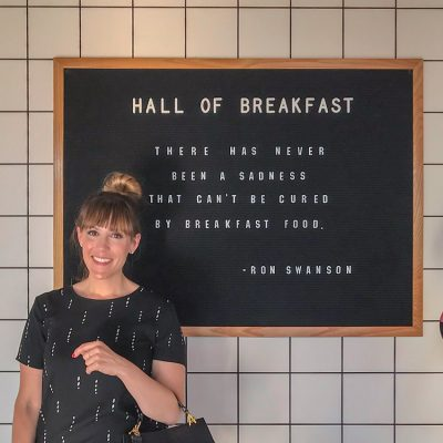 This Is What Happened On My Trip To Utah + Hall Of Breakfast