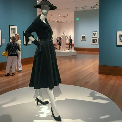 This is Why I Loved the Getty Icons of Style Fashion Exhibit