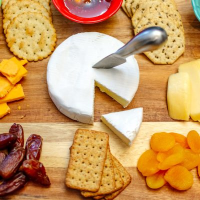 How to Set Up a Cheese Board in 5 Minutes