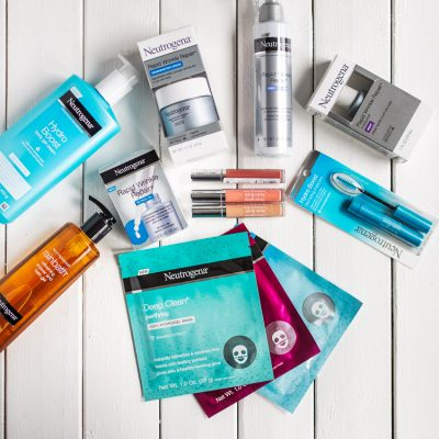 Enter for a Chance to Win Neutrogena Skin Care & Beauty Products