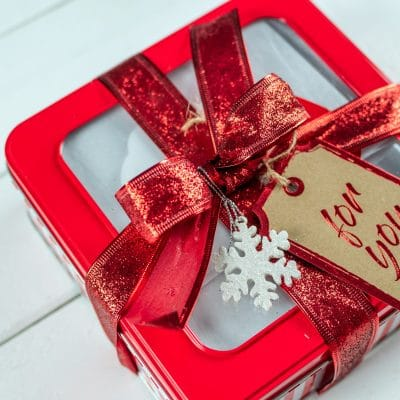 This Cookie Gift Box Makes A Great Holiday Gift