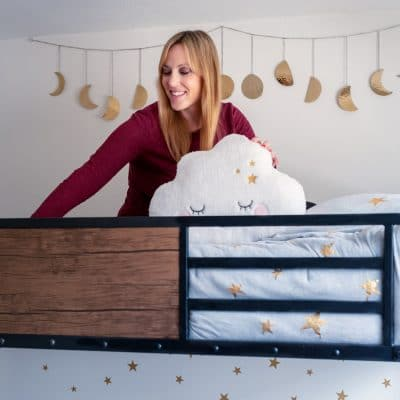 Here Are The 3 Reasons I Chose a Star Theme Kid Bedroom