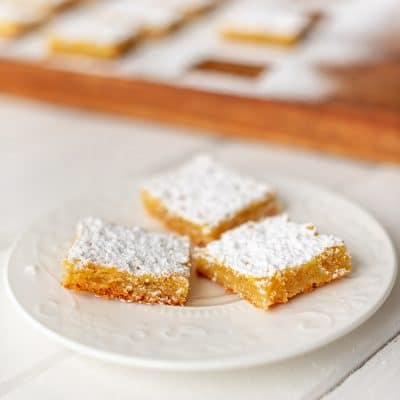 These Easy-to-Make Keto Lemon Bars Are So Yummy!