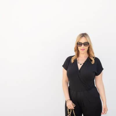 3 Reasons You Need a Black Jumpsuit in Your Wardrobe