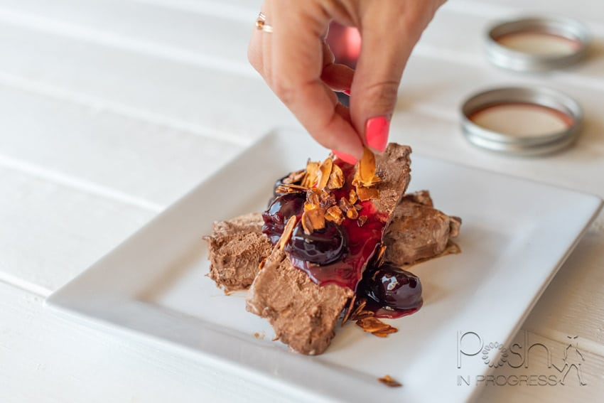 chocolate semifreddo 2