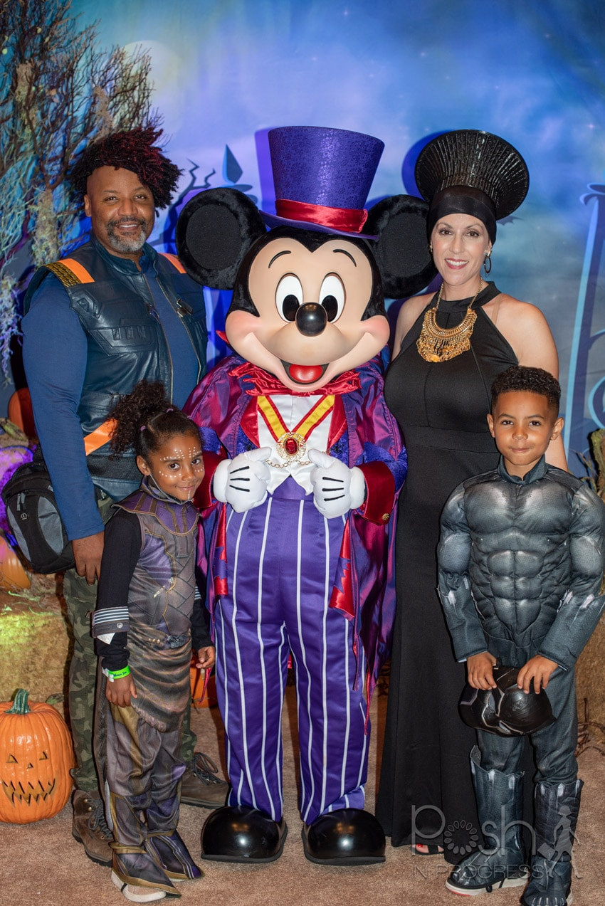 Halloween at Disneyland 3