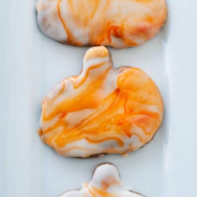 How to Make These Amazing Pumpkin Spice Shortbread Cookies