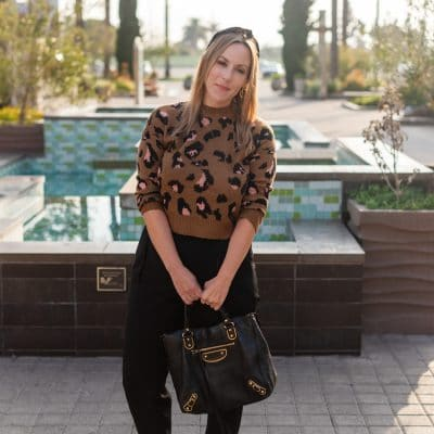Here Are 12 Affordable Leopard Print Sweaters You Will Love
