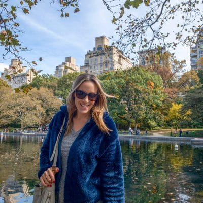 I Visited Central Park in The Fall And This is What Happened