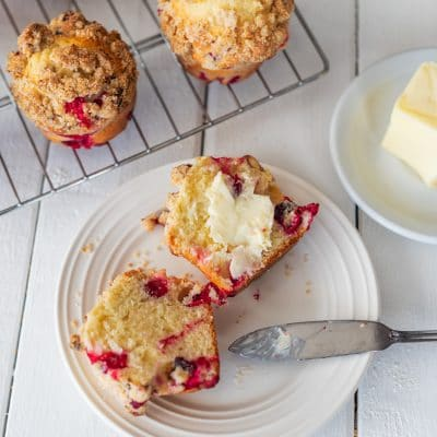 These Cranberry Muffins Are So Yummy and Easy to Make