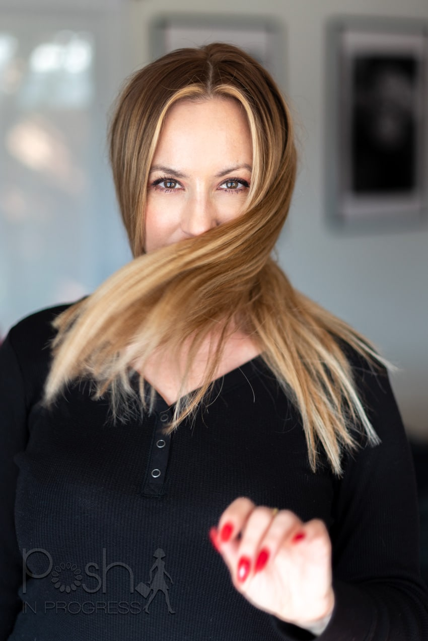 ktip extensions review by top LA lifestyle blogger, Posh in Progress