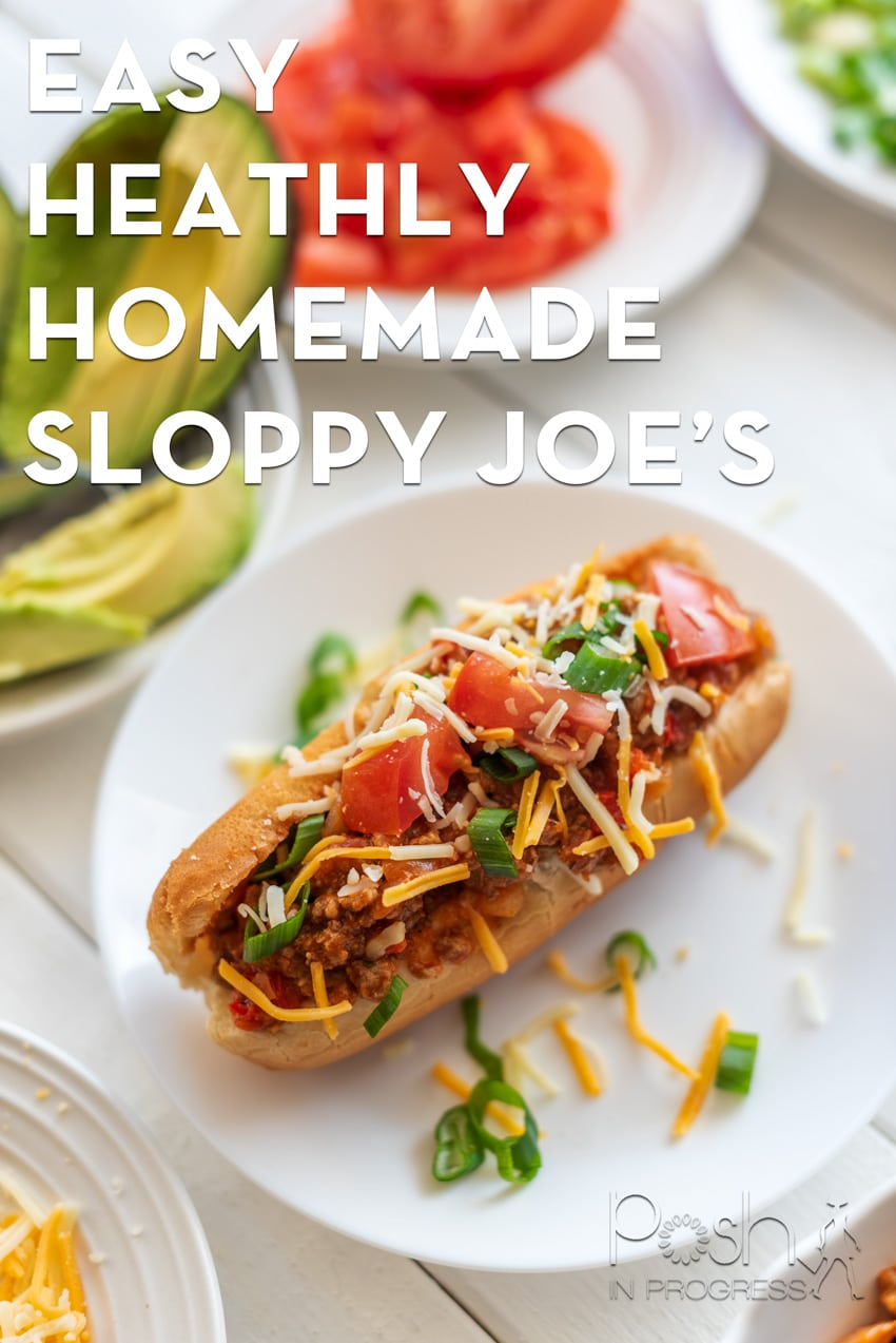 healthy sloppy joes 1