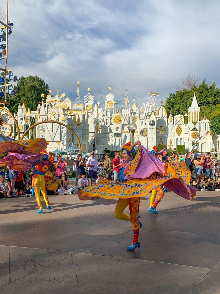 magic happens parade 3