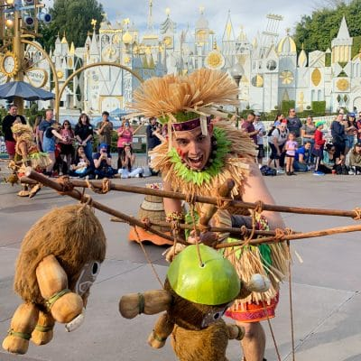 This is Why We Loved The Disneyland Magic Happens Parade
