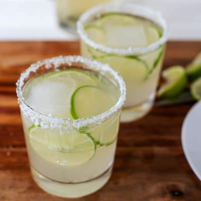 How to Make This Lemon Lime Sangria Margarita Recipe