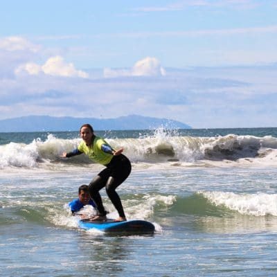I Never Thought I Would Learn How to Surf