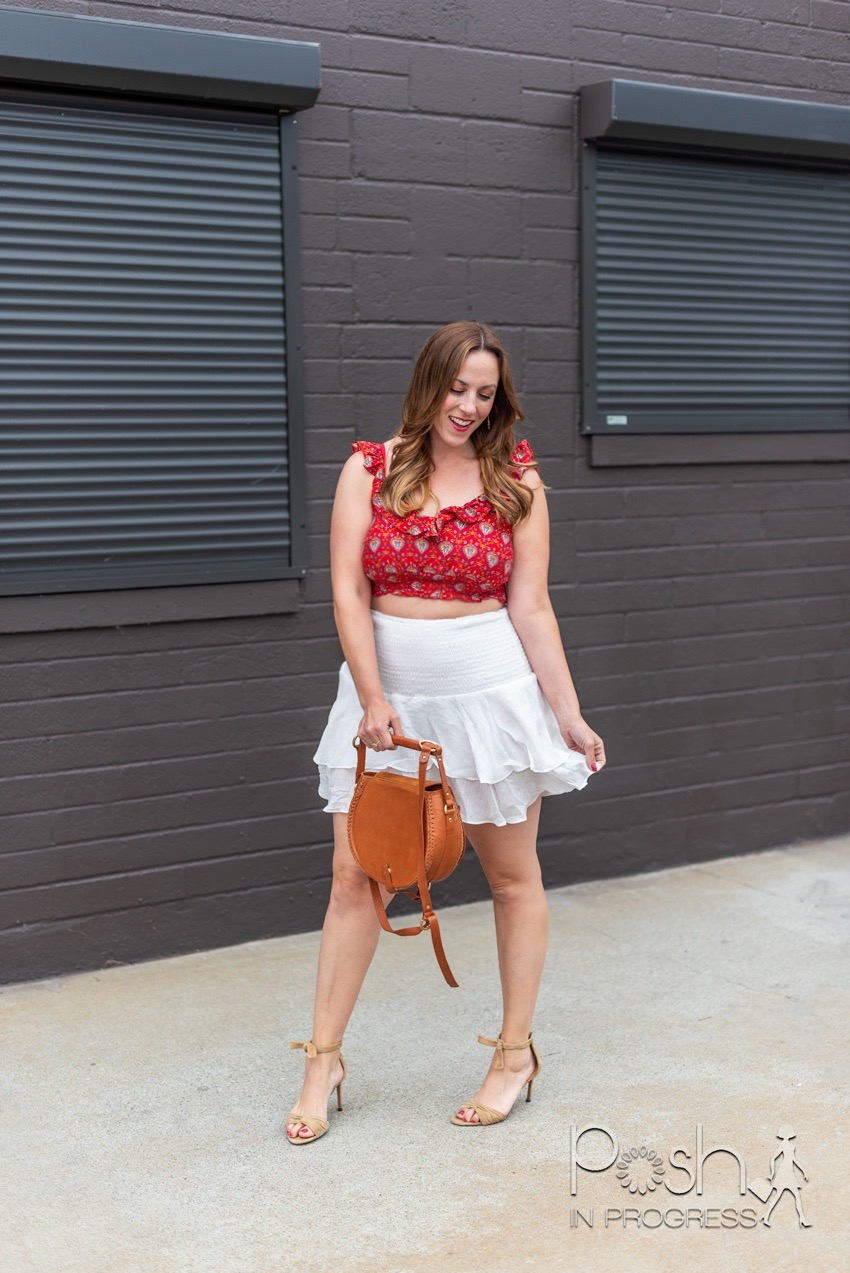 red and white outfit 3